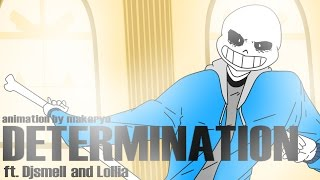 Determination - Song Animation Undertale (Parody of Irresistible - Fall Out Boy)