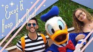 Adam & Carrie's Disney Day   Walt Disney World Vlog   May 2017   Adam Hattan & Carrie Hope Fletcher