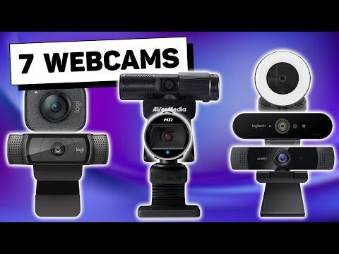 La Meilleure Webcam Pour Stream Comparatif 7 Webcams