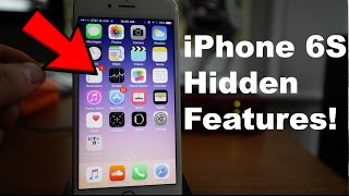 iPhone 6S Hidden Features - Top 5 Tips and Tricks