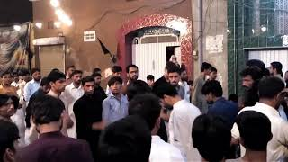 Nohakhan party qasr e Hussain chiniot -Noha-
