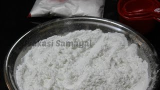 Arisi Mavu(அரிசி மாவு)Sivakasi Samayal / Recipe - 305