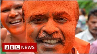 India election 2019 in two minutes- BBC News