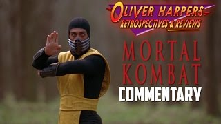 Mortal Kombat 1995 Commentary (Podcast Special)