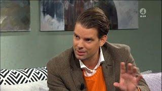 Alex Schulman och Sigge Eklund: