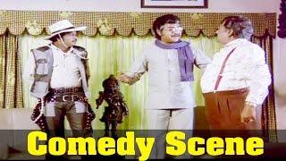 Oru Iniya Udhayam Movie :  V. K. Ramasamy & Janagaraj Comedy Scone