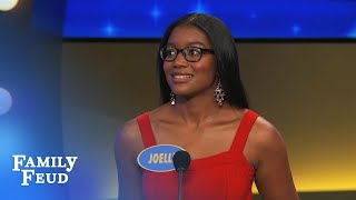 GUYS ain't interested in a woman with THIS... | Family Feud