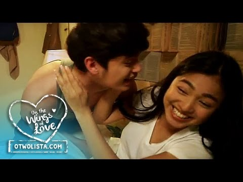 On The Wings Of Love Outtake: CLeah's kulitan bloopers