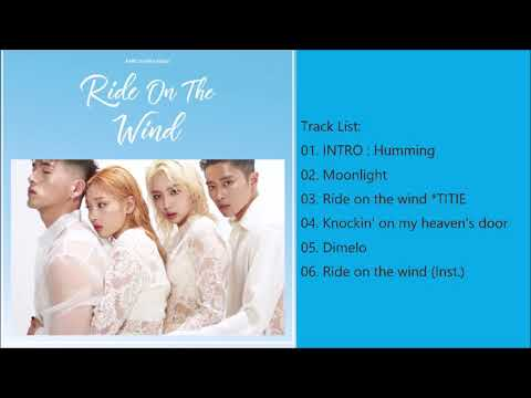 Download Lagu [Full Album] KARD – Ride On The Wind MP3