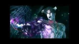 Tekken 6 All Cutscenes HD