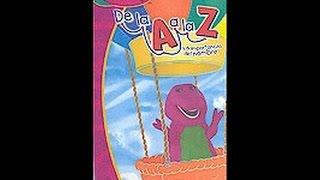 Barney: De La A la Z |