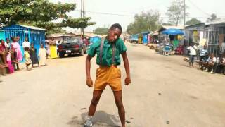 NII FUNNY BROKEN HEART DANCE VIDEO BY ALLO DANCERS