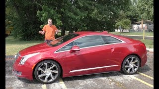 The Cadillac ELR Was a Truly Horrible Value
