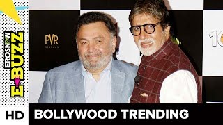 Rishi Kapoor and Amitabh Bachchan together after 27 years! | Bollywood News | ErosNow eBuzz