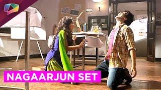 Nagaarjun reveals how Tina's life gets in danger