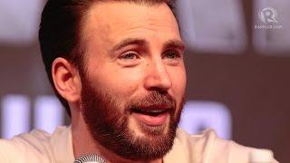 Captain America: Civil War' bromance: Chris Evans, Anthony Mackie on Cap's 'greatest love'