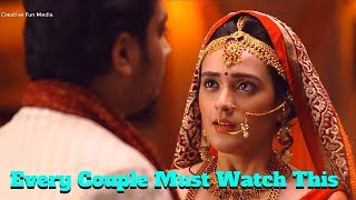 Every Couple must watch this Most Funny Loving And Romantic Wedding Indian TV Ads