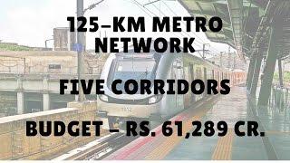 Mumbai Metro Rail Network Project Future of Mumbai