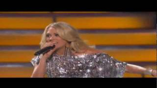 Lauren Alaina & Carrie Underwood - Before He Cheats - American Idol 10 Finale - 05/25/11