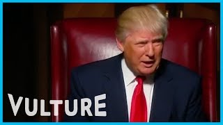 Donald Trump's Worst Moments From The Apprentice