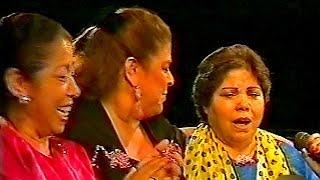 Bernarda y Fernanda de Utrera, Paquera de Jerez & Miguel El Funi (cante) – Bulerias 1988