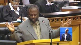 """Malusi Gigaba Resigns - Announced By Willie """"Hong Hong"""" Madisha"""