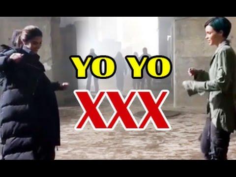 Xxx Mp4 Deepika Padukone Ruby Rose Dance To Honey Singh Song Watch XXx The Return Of Xander Cage 3gp Sex