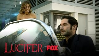 Lucifer's Mom Takes His Words Literally And Gets Naked In Public | Season 2 Ep. 2 | LUCIFER