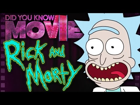RICK AND MORTY How to Troll Big Studios Did You Know Movies