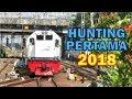 Download Video Kompilasi Kereta Api Hari Pertama di Tahun 2018, Stasiun Jatinegara 3GP MP4 FLV
