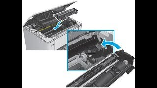 HP Laser-jet M102a প্রিন্টারের রেড সিগনাল কিভাবে সমাধান করবেন | Red Signal Remove