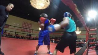AFN #31 - Full Fight - Jeremy Minter Vs Dave Dauis - By Sports Instigator