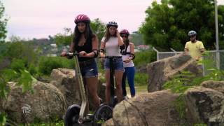 Ride a Segway on the Beach in Antigua - Island Routes