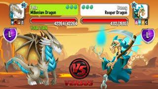Dragon City - Fighting Battle + Leagues 273 [Full Missions & Boss]