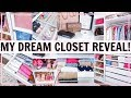 Download Video Download MY DREAM CLOSET TOUR! ULTIMATE CLOSET ORGANIZATION IDEAS! BEFORE AND AFTER   Alexandra Beuter 3GP MP4 FLV