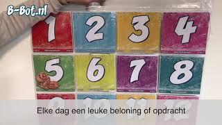 Adventskalender en Religiespel | B-Bot.nl