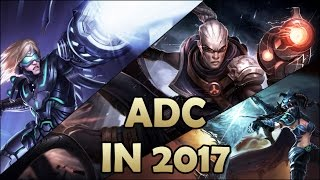 ADC in 2017 | League of Legends Funny Moments | Imaqtpie | Sneaky | Gosu | Doublelift | Zven