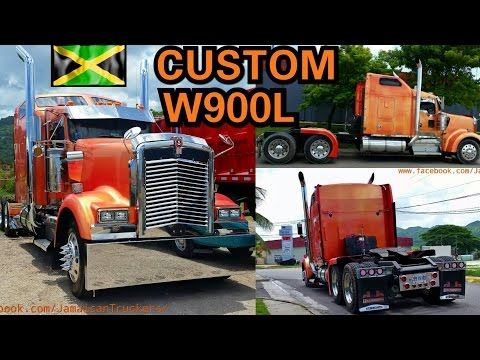 CUSTOM W900L from Jamaica WalkAround MoveOff