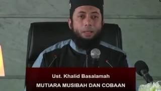 Tinggalkan bidah agar selamat dari api neraka - Ustadz Khalid Basalamah
