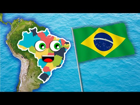 watch Brazil 26 States Song/Learn About Brazil