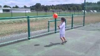 RAYAN FOOTBALLEUR U9 TECHNIQUE MESSI ZIDANE RONALDO BENZEMA NEYMAR BALOTELLI football enfant jongles
