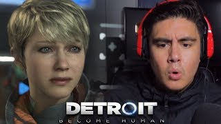 THE SACRIFICES YOU MAKE TO TRULY BE FREE | Detroit: Become Human [END]