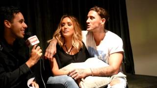 Charlotte Crosby & Bear talk