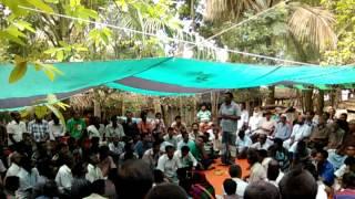 Banisanta u p chairman  ( Sudev Kumar Roy ) Speech  2016