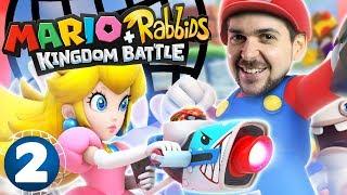 Mario X-Com #2 - Brutal, Savage, Rekt