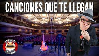 """Franco Escamilla.-""""Canciones que te llegan"""""""