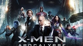 X-Men Apocalypse 2016 Free Download Full Movie[Dual Audio English&Hindi]