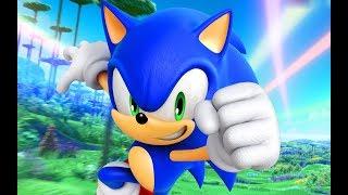Sonic Colors Part 4 / Cartoon Games Kids TV