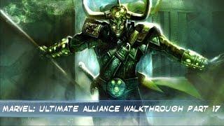 Marvel: Ultimate Alliance PS4 Walkthrough Part  17