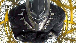 BLACK PANTHER | NEW Epic Trailer for the Marvel Superhero Movie